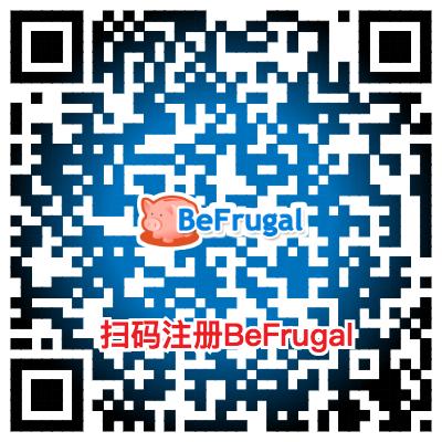 BeFrugal二维码