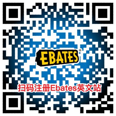 Ebates英文站二维码